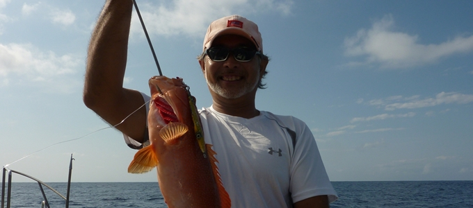 西表島の釣り