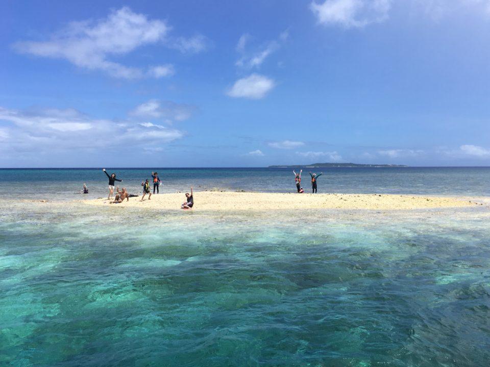 今日のバラス島