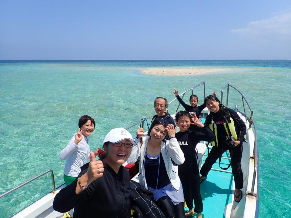 ボートで行くツアー、バラス島