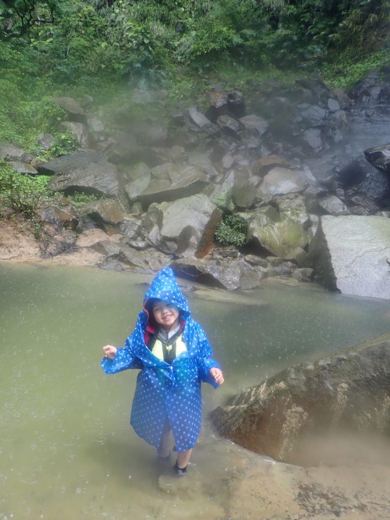 雨の西表島ツアー