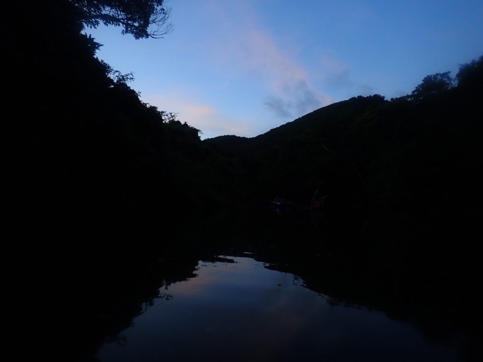 夜と朝のツアー