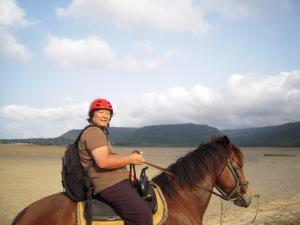 渡辺さん乗馬0320 004