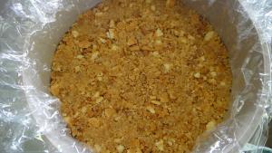 マンゴーレアチーズケーキ 004