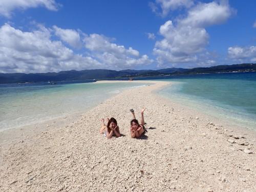 バラス島と人魚