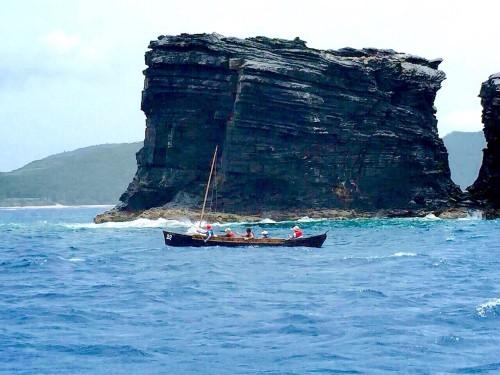 大6回サバニ帆漕レース