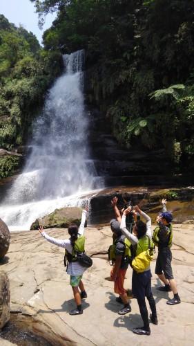 西表島幻の滝