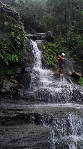 ゲータの滝
