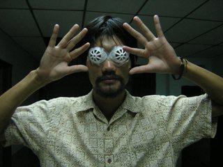 海外で目の手術