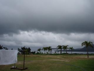 怪しい天気
